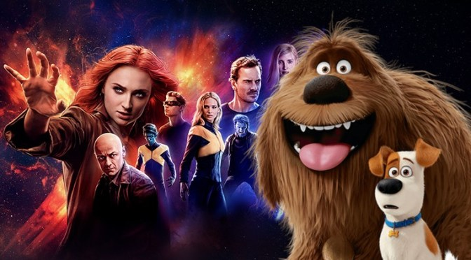 Box Office | The Pets Take a Bite Out Of the X-Men