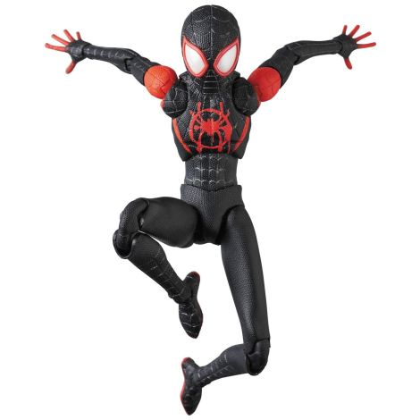 Mafex News   Miles Morales (Spider-Man: Into The Spider-Verse) Announced