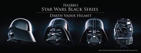 Darth Vader Black Series Helmet