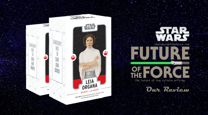 Review | Star Wars: Leia Organa – Rebel Leader