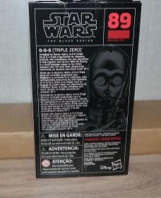 "Black Series Review | 0-0-0 ""Triple Zero"" (Star Wars: Doctor Aphra)"