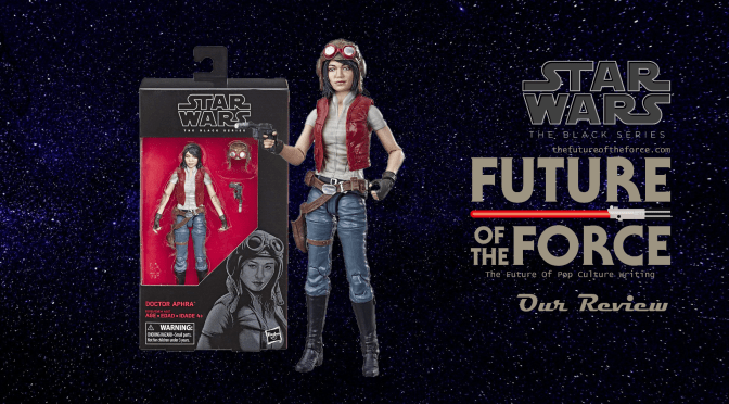 Black Series Review | Doctor Aphra (Star Wars: Doctor Aphra)