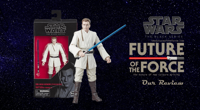 Black Series Review | Obi-Wan Kenobi (Padawan) Star Wars: The Phantom Menace