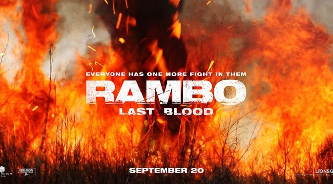 Rambo: Last Blood WILL be R-Rated!