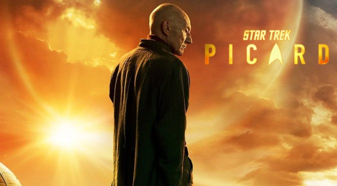 Stunning New Poster for Star Trek: Picard Unveiled