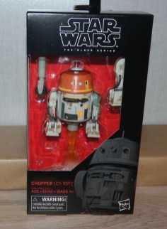 Black Series Review | Chopper C1-10P (Star Wars: Rebels)