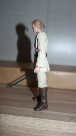 Star Wars The Black Series Obi-Wan Kenobi (Padawan) Review 6