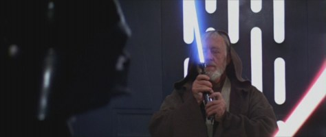 The Death of Obi-Wan (A New Hope)