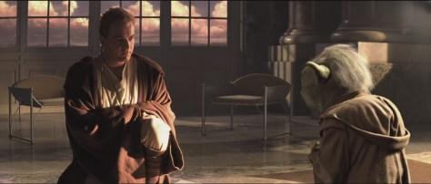 Yoda and Obi-Wan