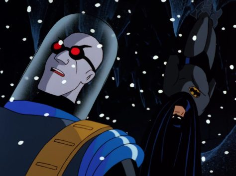 Batman The Animated Series (Mr Freeze)
