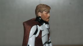 Black Series Review Clone Commander Obi-Wan Kenobi (Clone Wars) (EXCLUSIVE) 13