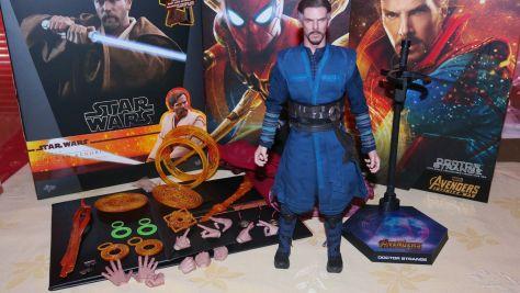 Hot Toys Review | Doctor Strange (Avengers Infinity War)