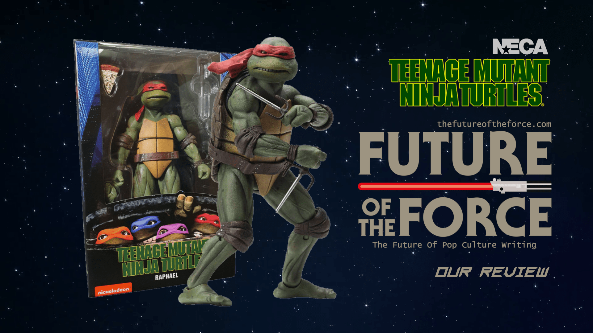 NECA Review | Raphael (Teenage Mutant Ninja Turtles 1990) GameStop Exclusive