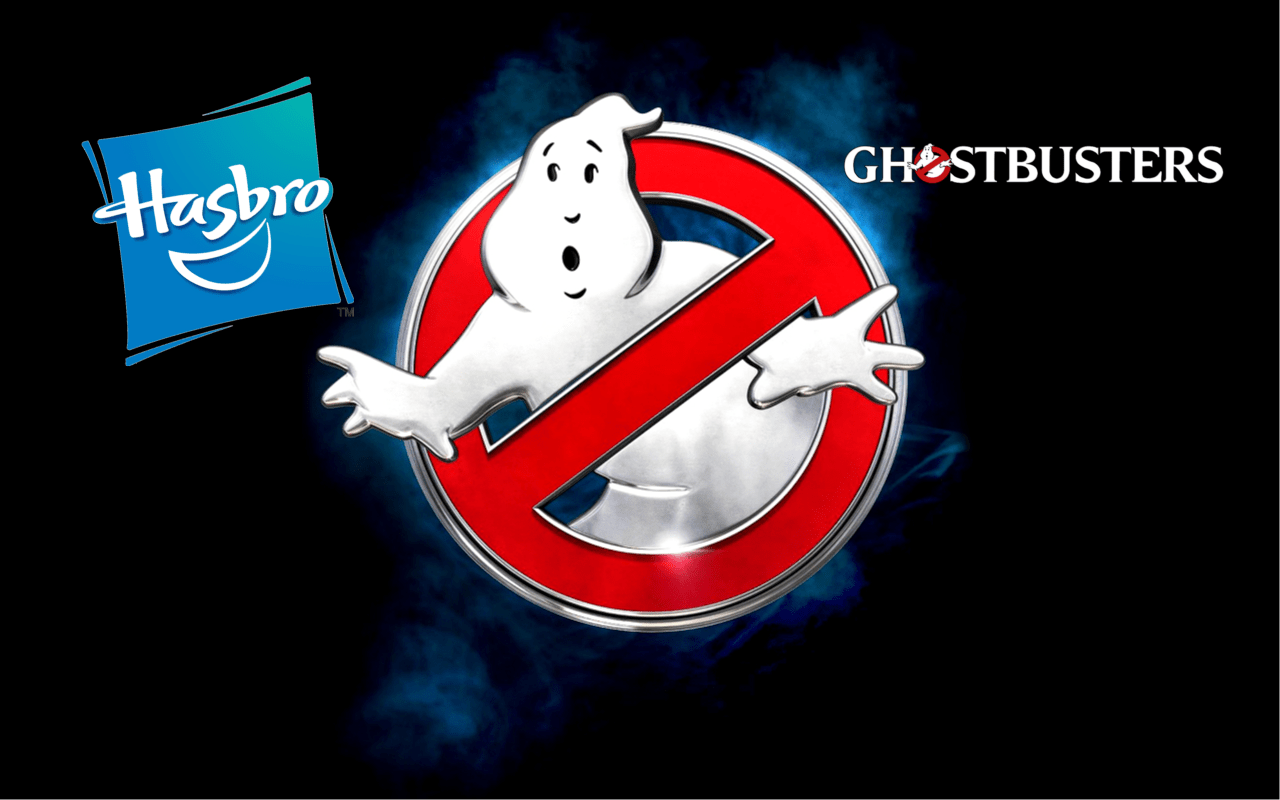 Hasbro to Produce A New Ghostbusters Toy Line Starting in 2020