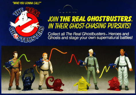 Hasbro to Produce Ghostbusters Toys Starting in 2020