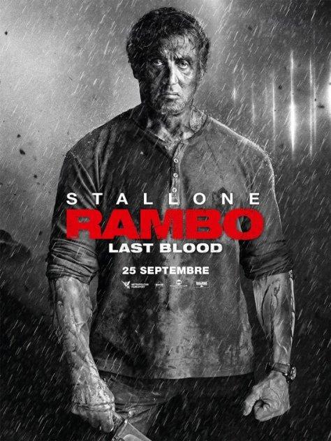 New Rambo: Last Blood Posters Emerge