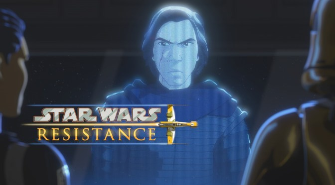 Star Wars: Resistance Season 2 Trailer Revealed
