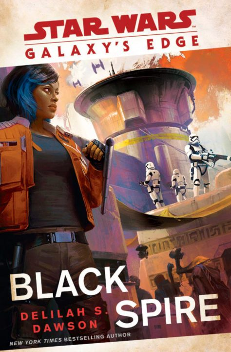 Book Review | Star Wars: Galaxy's Edge - Black Spire