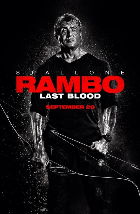 Rambo: Last Blood | New Official Poster