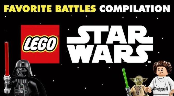 LEGO Star Wars | Favorite Battles