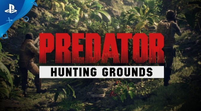 Games | Predator: Hunting Ground Gameplay Trailer Revealed