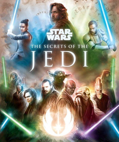 Books | Star Wars: Secrets of the Jedi Announced