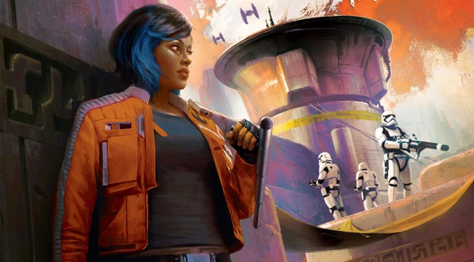 Star Wars | Who is Vi Moradi, Resistance Hero of Batuu?