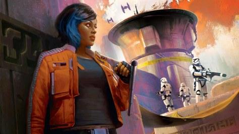 Star Wars | Who is Vi Moradi, Resistance Hero of Batuu?
