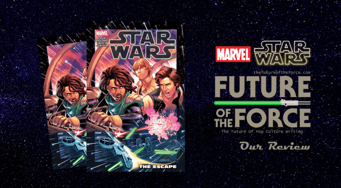 Comics Review | Star Wars: Vol. 10 – The Escape