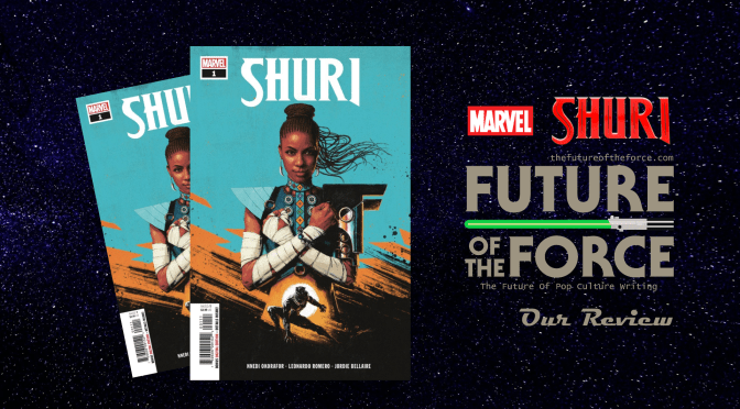 Comic Review | Shuri Volume One: The Search For Black Panther