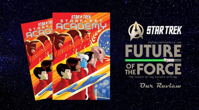 Comic Review | Star Trek: Starfleet Academy