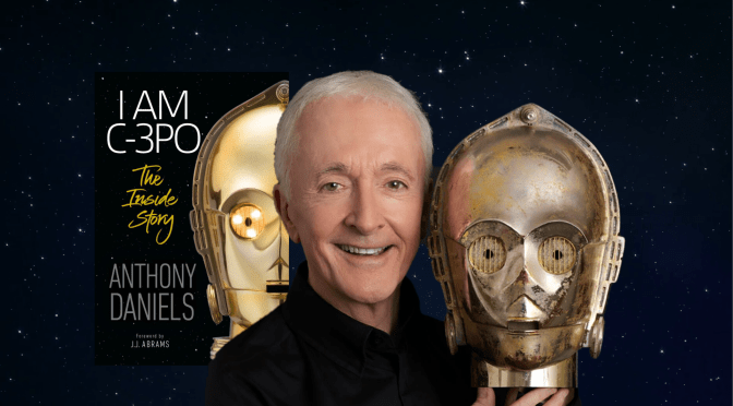 London Literature Festival | Anthony Daniels: My Life as C-3PO (Live)