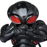 First Look | Black Manta (Aquaman) Mafex Medicom Toys