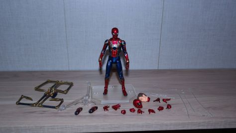 Mafex Review | Iron Spider (2nd Release) (Avengers Infinity War)