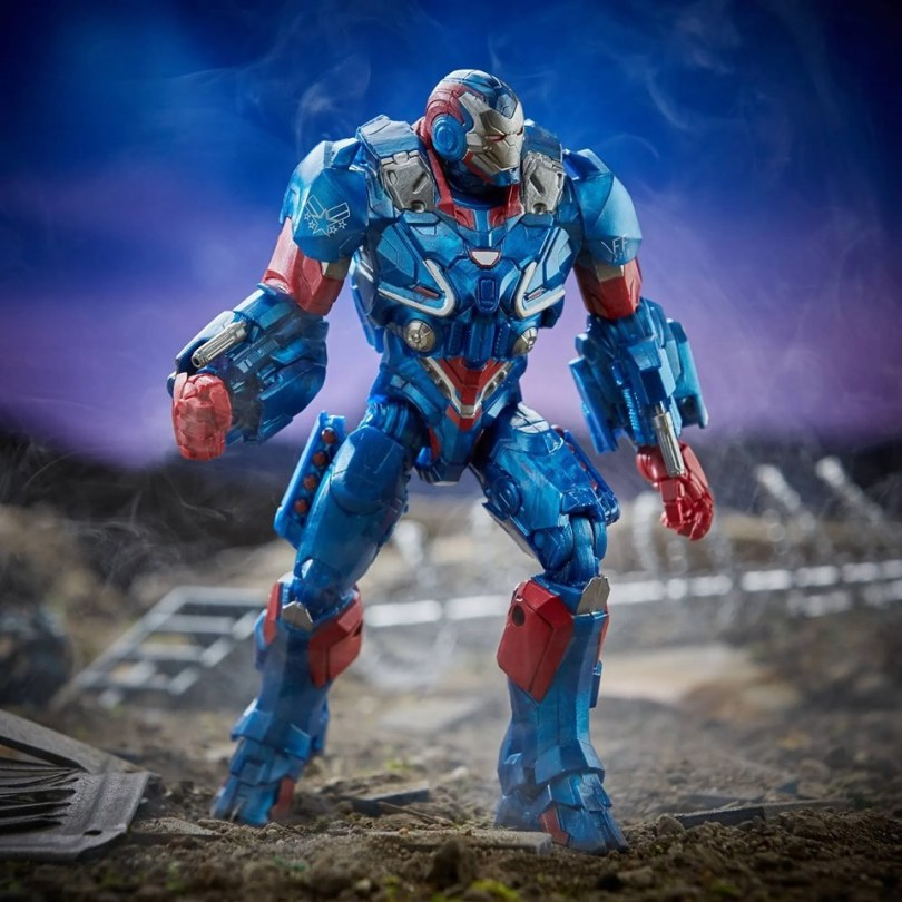 First Look | Promo Shots For The Marvel Legends Avengers Endgame Wave Released