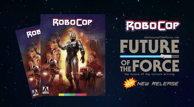 A New Restored Edition of Robocop Hits 4K Blu-Ray this Christmas