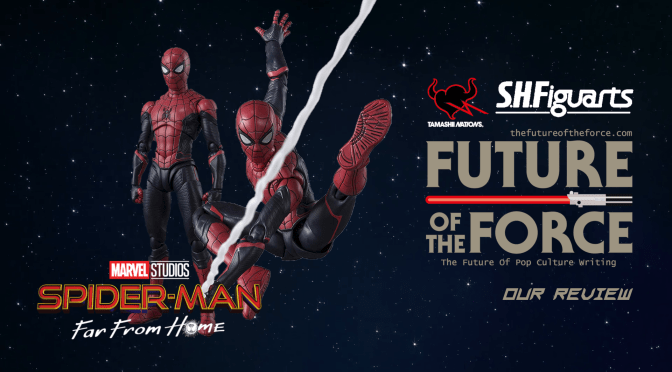 S.H. Figuarts Review | Spider-Man Upgraded Suit (Spider-Man Far From Home)