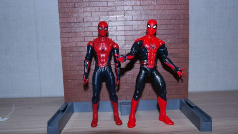S.H. Figuarts Review - Spider-Man Upgrade Suit (Spider-Man Far From Home) 7