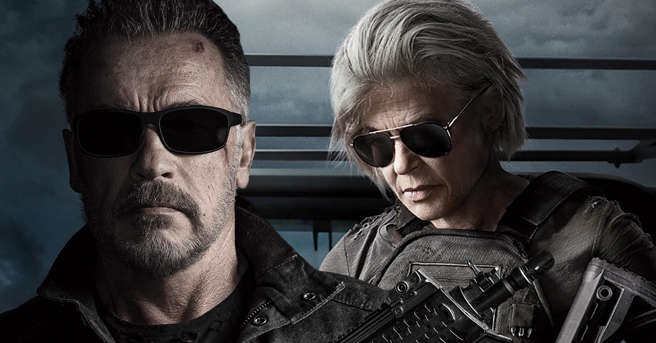 Terminator: Dark Fate Character Posters Emerge Online