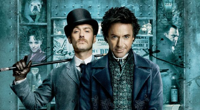 The Game is Afoot | Sherlock Holmes