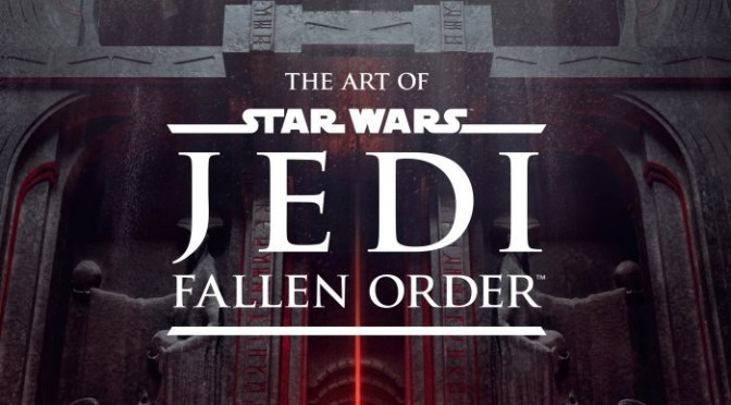 Artwork Reveal | The Art of Star Wars Jedi: Fallen Order