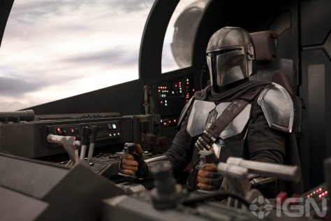 The Mandalorian | First Look Inside the Cockpit of the Razor Crest