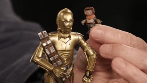 Star Wars: The Rise of Skywalker | Meet Babu Frik