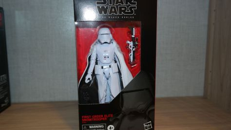 Black Series Review   First Order Elite Snowtrooper (The Rise Of Skywalker) (EXCLUSIVE)