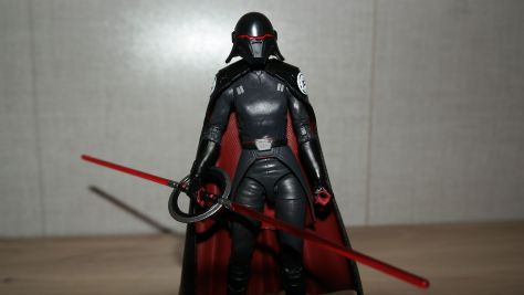 FOTF Black Series Second Sister Inquisitor Review (Star Wars Jedi Fallen Order) 5