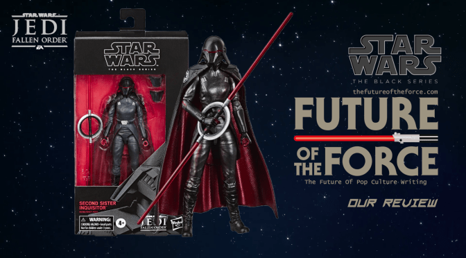 Black Series Review   Second Sister Inquisitor (Star Wars Jedi: Fallen Order)
