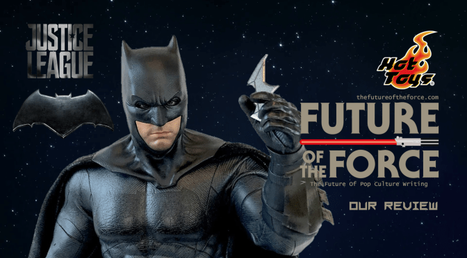 Hot Toys Review | Batman Deluxe Version (Justice League)