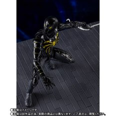 First Look - Spider-Man Anti-Ock Suit (S.H. Figuarts) 8