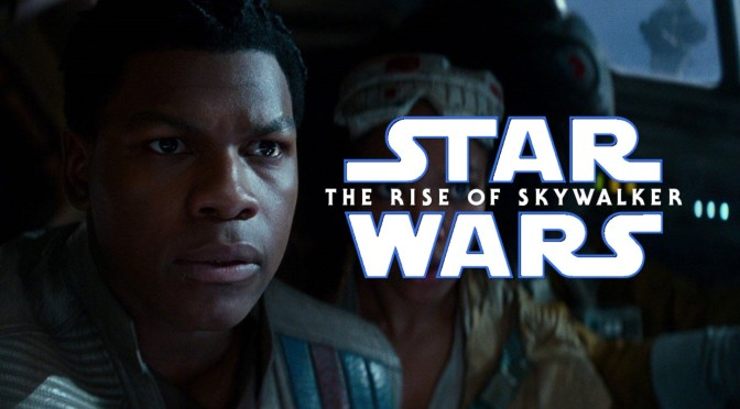 Is the New Trailer Strongly Hinting at a Force-Sensitive Finn?