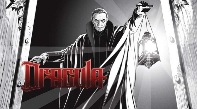 Bela Lugosi Is Back As Dracula in an All-New Comic Adaptation of Bram Stoker's Classic
